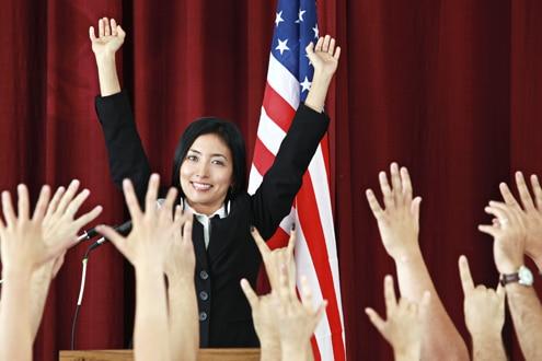 To Gain More Women in Politics, Focus on College Women