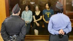 3 Courageous Russian Women Jailed