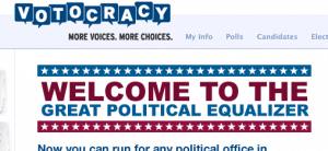 CANDIDATE'S CORNER: Make Way for Votocracy – The New Wave of Campaign Technology Tools