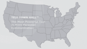 Hot Trends: Telephone Town Hall Meetings
