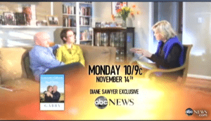 Set Your DVR for Diane Sawyer's Interview with Gabby Giffords