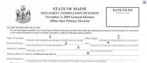 CAMPAIGN TIPS: Common Filing Mistakes Made by Candidates