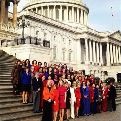 Women's Campaign Fund Touts New Women in Congress