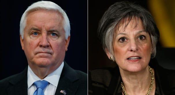 Next 'war on women' front: Pennsylvania governor race?