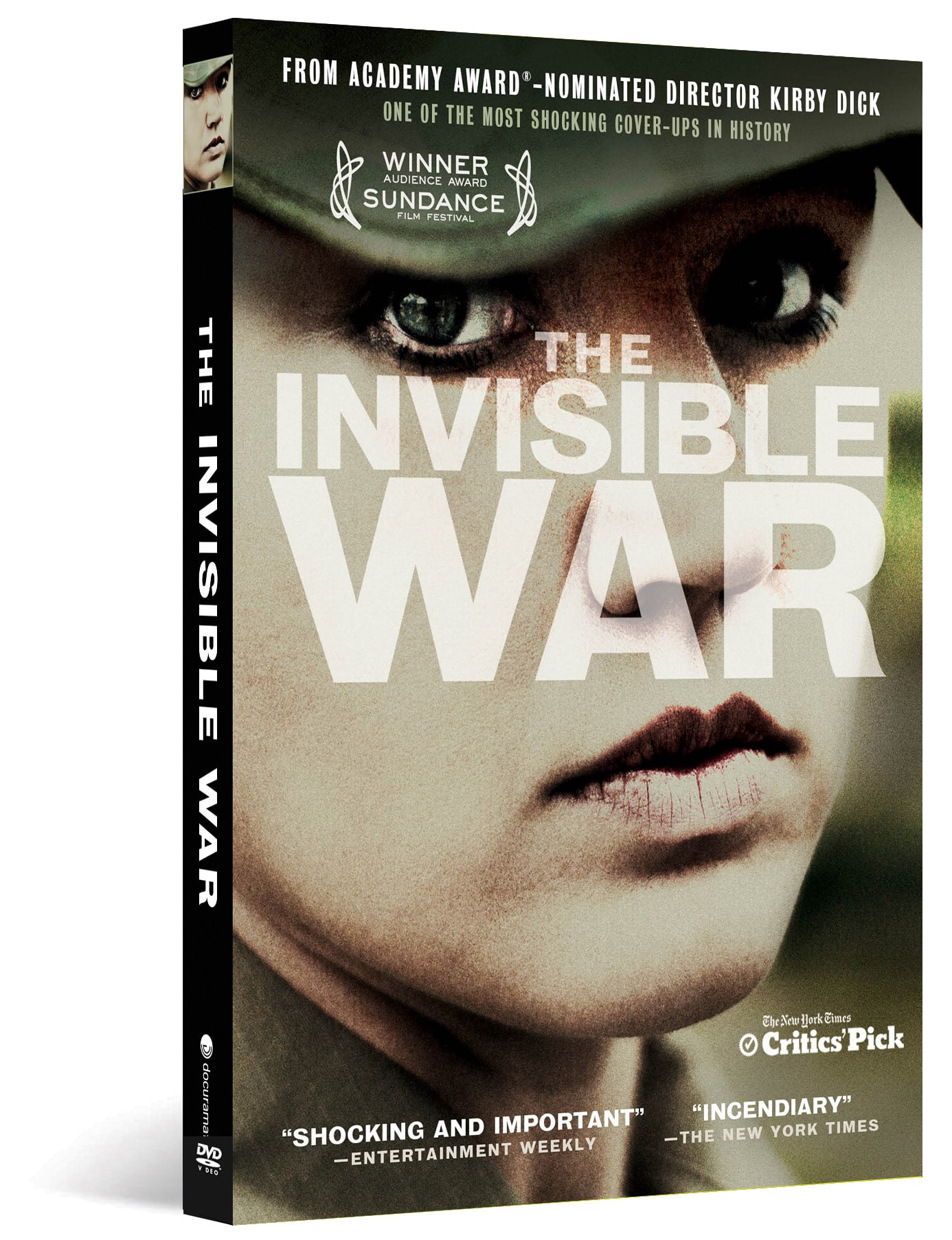 Silent No More: The Invisible War Shines Spotlight on Rape in the Military