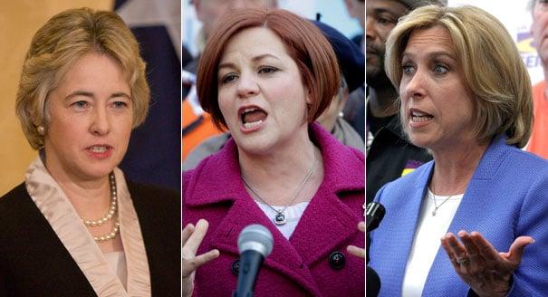 Democratic women eye City Hall gains