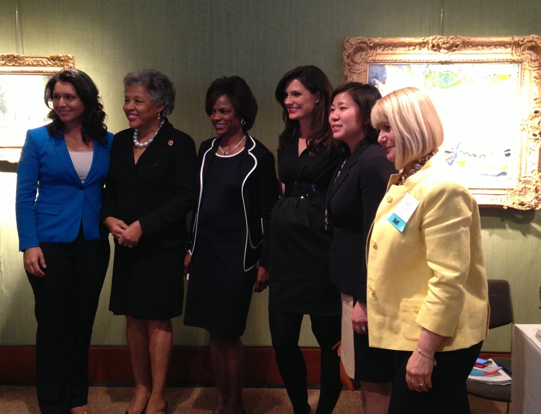 Women's Campaign Fund Takes New York