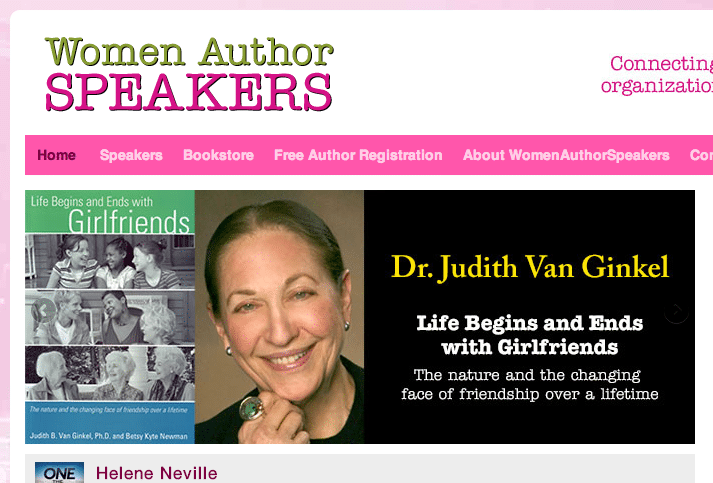 New Online Directory Launched to Promote Women Authors