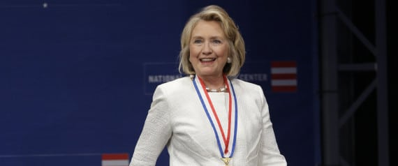 Hillary Clinton: 'I'm Both Pragmatic And Realistic' About Running For President In 2016