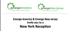 Emerge America Hosts Event in New York City December 4th