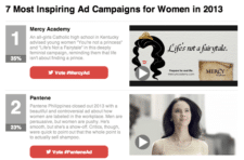MUST WATCH: 7 Best Pro-Female Advertisements from 2013