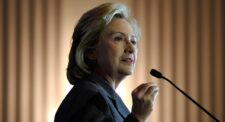 Hillary Clinton advice to women: Thick skin
