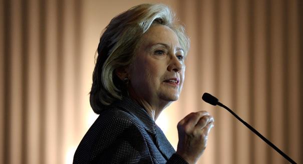 Hillary Clinton advice to women: Thick skin