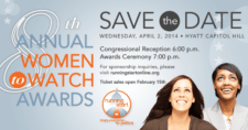 Running Start's 8th Annual Women to Watch Awards April 2nd