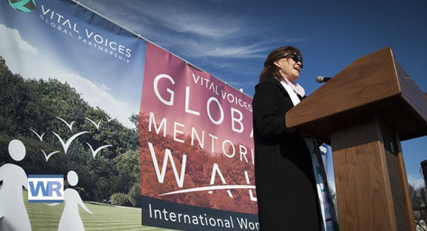 Sally Field Pushes Mentoring