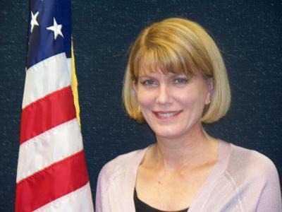 Martinsville Mayor Kim Adkins announces her candidacy for Virginia Senate