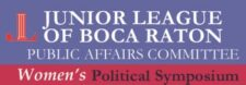 Junior League of Boca Raton to Hold Women's Political Symposium