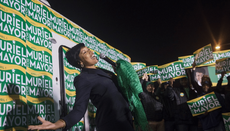 Muriel Bowser Defeats Incumbent Mayor Vincent Gray in Washington Primary