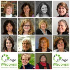 Fourteen Emerge Wisconsin Alumna on Ballot Today
