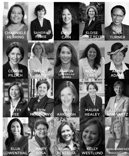 Women's Campaign Fund Announces Penultimate Set of Game Changers
