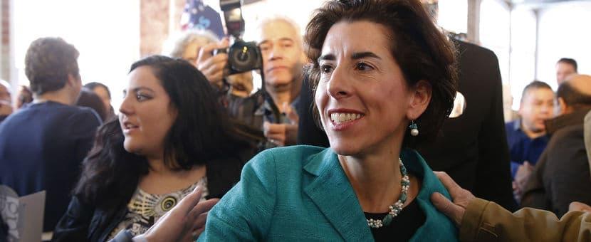Tuesday's Primary Watch: Gina Raimondo Likely Winner in Rhode Island's Gubernatorial Primary
