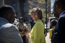 Victor in Mayoral Primary Is Ready to 'Get Baltimore Working'