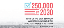 Half of All Candidates Running for Office Should Be Women