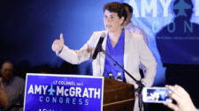 Former Marine Fighter Pilot Amy McGrath Wins Hotly Contested Congressional Primary in Kentucky
