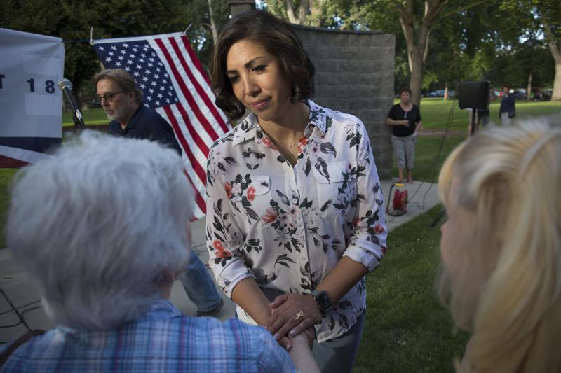 Women to Watch: Paulette Jordan running for Idaho governor