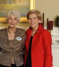 Elizabeth Warren Announces for President