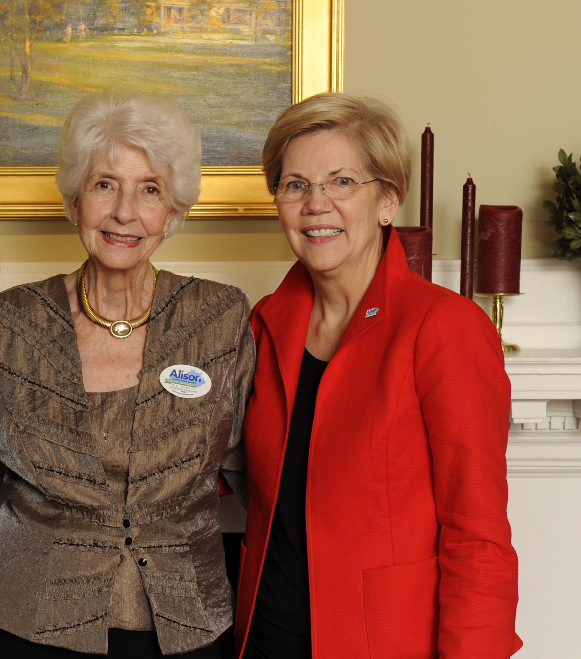 Elizabeth Warren Announces for President