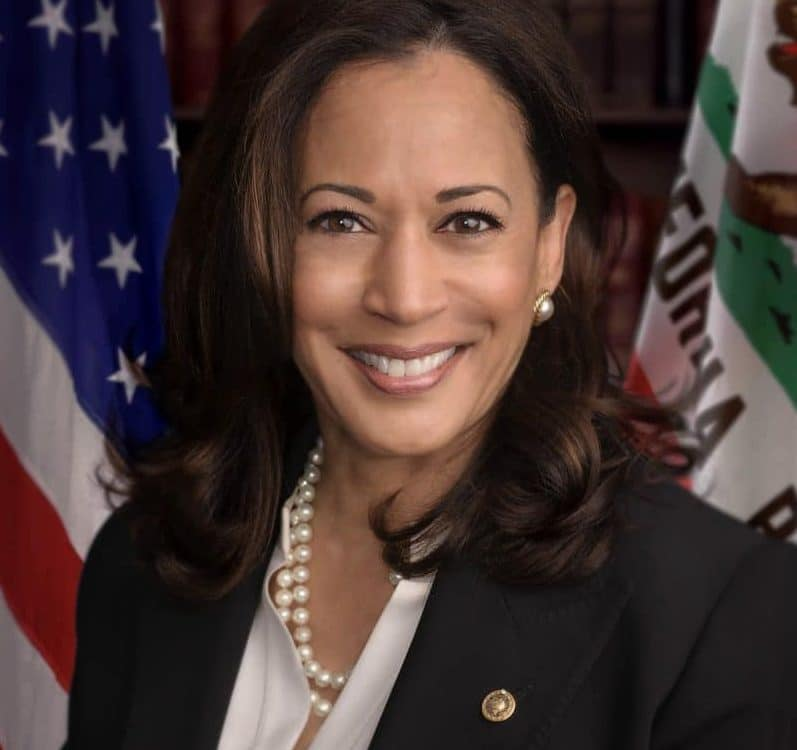 Senator Kamala Harris to run for president