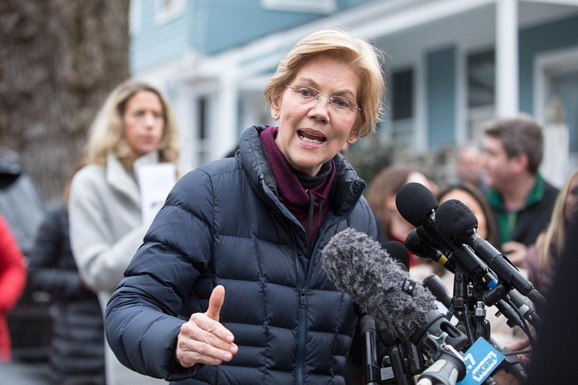 Warren plans 4-city Iowa visit this weekend