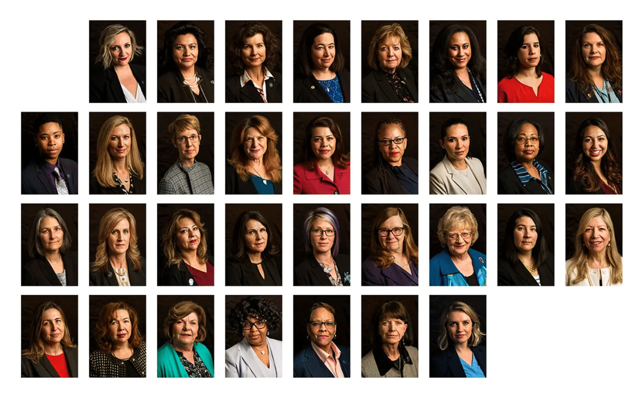 Nevada is the nation's first majority-female legislature