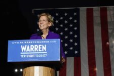 Elizabeth Warren Spoke Directly to Working Women at Huge NYC Rally