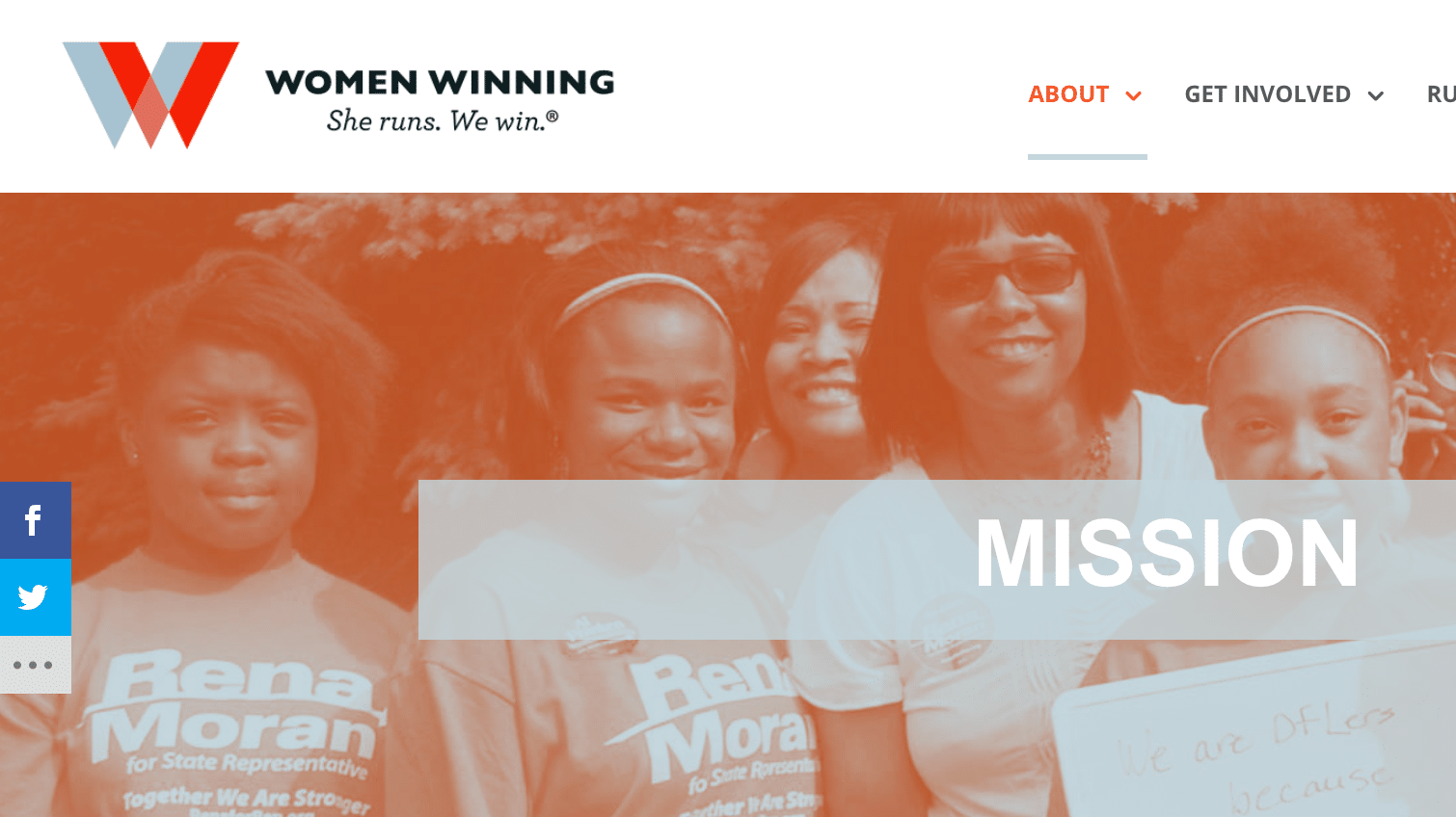 More than 80% of Women Winning-endorsed candidates win in 2019